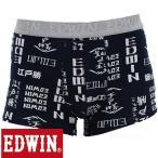 EDWIN(エドウィン)綿ストレッチボクサーパンツ 前とじ9076-63