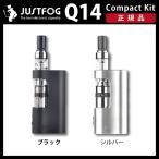 電子タバコ JUSTFOG Q14 Compact Kit ジャストフォグ スターターキット 超小型 シンプル コンパクト 簡単 女性初心者も ベイプ アウトドア