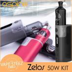 Aspire Zelos 50W 電子タバコ スターターキット(Nautilus2アトマイザー付き) テクニカルMOD サブオーム対応 最大出力50W