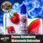 電子タバコ リキッド BARISTA BREW Co. Frozen Strawberry Watermelon Refresher