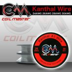 COILMASTER (COIL MASTER)Kanthal-Wire 電子タバコ A-1 24g/26g/28g/30g COIL MASTER カンタルワイヤー RDA RBA カンタル線 直ドリ MOD