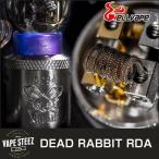 電子タバコ RDA 24mm HELLVAPE DEAD RABBIT VAPE アトマイザー BFピン付き 正規品