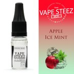 電子タバコ リキッド VAPE STEEZ オリジナルフレーバー アップルアイスミント APPLE MINT 送料無料