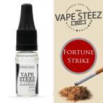 電子タバコ リキッド VAPE STEEZ オリジナルフレーバー Fortune Strike 送料無料