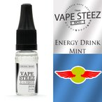 電子タバコ リキッド VAPE STEEZ オリジナルフレーバー レッドブルミント(Energy Drink Mint) 送料無料 (FEELLIFE)
