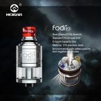 電子タバコ HCigar Fodi F2 アトマイザー RDTA Atomizer 2.0ml VAPE 爆煙 正規品