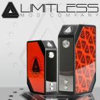 iJOY Limitless 200W TC Box MOD リミットレス アイジョイ 爆煙 温度管理機能 電子タバコ VAPE