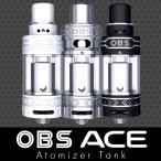 OBS ACE TANK アトマイザー 4.5ml トップサイドフィルタイプ クリアロマイザー RBA RDA RTA