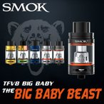 SMOK (スモック) TFV8 BIG BABY Cloud Beast 超爆煙 クリアロマイザー クラウドビースト アトマイザー