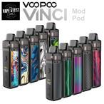 VOOPOO VINCI mod pod Kit 1500mAh エアフロー調整可 電子タバコ スターターキット