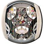 セイコー Disney (ディズニータイム) 電波からくり掛け時計   ミッキー&フレンズ FW563A [送料無料(一部地域を除く)]【disney_y】