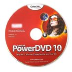 Cyberlink PowerDVD 10.0 + Power2GO 7 OEM版[メール便発送、送料無料、代引不可]