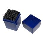36PCS刻印セット アルファベット&数字 銅板、真鍮板、その他軟質の金属への打刻!アクセサリー等のデザインに [メール便発送、送料無料、代引不可]