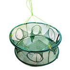 釣り用 六手網 改 Aタイプ 大漁捕穫 海 蟹 海老 MI-10101-6 [メール便発送、送料無料、代引不可]
