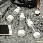 詰め替えボトル便利 殺菌【2枚セット】空ボトル スプレー 噴霧   アルコール用  消毒 携帯   化粧品  旅行 加湿 マイクロミストスプレー スプレーボトル