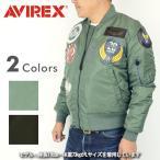 AVIREX アビレックス 6152164[r5w]MA-1 フライトジャケット TOPGUN 2015 トップガン アメカジ 2P05Sep15 ジャケット ミリタリー メンズ