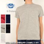 バズリクソンズ BUZZ RICKSON'S BR71251[ro]Tシャツ 半袖 日本製 ヘビーウェイトポケ付き 無地Tシャツ メンズ