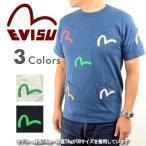 ショッピングEVISU EVISU エビスEVST-06PT[a4]6ポケットTシャツ メンズ