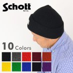 �ݥ���Ⱦò� Schott ����å� 3149020 SCH-OLD SCHOOL WATCH CAP ��å�����å� ���