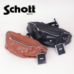 Schott ショット 3169013[r5w]RIDERS BODY ライダース ボディバッグ