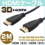 HDMIケーブル 2m 画像