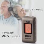 Audio Comm イヤホン専用DSP2バンドラジオ  RAD-P187N
