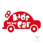おもちゃの車 Baby in car カッティング ステッカー