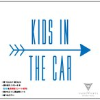 kids in car ステッカー Sサイズ / 西海岸 カリフォルニア ロンハーマン ベイフロー