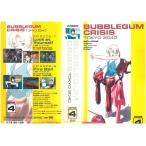 バブルガムクライシス TOKYO 2040 ACTION4 VHS