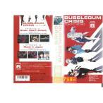 バブルガムクライシス TOKYO 2040 ACTION6 VHS
