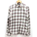 シップス SHIPS シャツ ネルシャツ チェック コットン