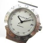 【中古】ブルガリ BVLGARI LCV29S LCV 29 S Diagono Sports Automatic 11P ディアゴノ スポーツ オートマチック 11P ダイヤ インデックス 腕時計 白文字盤