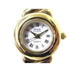アンクライン ANNE KLEIN 753 チェンジベゼル ブレス ウォッチ レディース 腕時計 クォーツ ゴールド SS 171018MM2B レディース【中古】【ベクトル 古着】