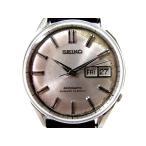 セイコー SEIKO MATIC DIASHOCK 39石 セイコーマチック 6216-9000 王冠 イルカ メダル メダリオン 腕時計 自動巻き 出べそ メンズ【中古】【ベクトル 古着】