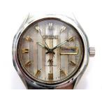 オリエント ORIENT Ha ハイエース 腕時計 自動巻 21石  カットガラス 6面カット ねじ込み竜頭 メダリオン 170317YK6B メンズ【中古】【ベクトル 古着】
