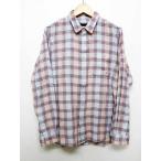 アンダーカバーイズム UNDERCOVERISM E4408 チェックシャツ 長袖 ブランド古着ベクトル中古170407 メンズ