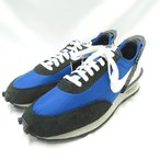 未使用品 ナイキ NIKE UNDERCOVER x NIKE DAYBREAK BV4594-400 BLUE 29cm 靴スニーカー メンズ 【中古】【ベクトル 古着】
