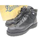 ダナー DANNER ブーツ ブーティー DANNER LIGHT BLACK ダナーライト ブラック 31400X 8穴 レースアップ 無地 27 黒 ブラック メンズ【中古】【ベクトル 古着】
