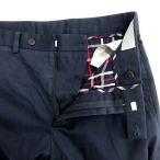 ディオールオム Dior HOMME パンツ スラックス 44 紺 /YM ●D メンズ【中古】【ベクトル 古着】
