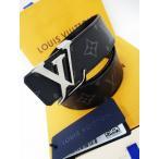 ルイヴィトン LOUIS VUITTON サンチュール LV イニシアル 40MM リバーシブル モノグラム M9043W  80/32 ベルト メンズ【中古】【ベクトル 古着】