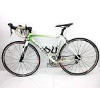 COLNAGO コルナゴ ロードバイク Primavera プリマベーラ 48S ホワイト × グリーン 0618【中古】【ベクトル 古着】