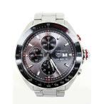 タグホイヤー TAG HEUER CAZ2012-0 フォーミュラ1 腕時計 クロノグラフ 自動巻き 200m防水 グレー 国際保証書付き ☆AA★ メンズ【中古】【ベクトル 古着】