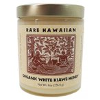 週末限定セール レアハワイアン オーガニックホワイトハニー 幻の蜂蜜 オーガニック蜂蜜 RARE HAWAIIAN
