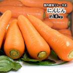 にんじん 箱買い 徳島県産 野菜 まとめ買い 甘くて柔らかい 送料無料 10kg