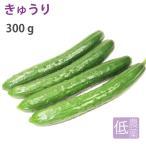 きゅうり300g 低農薬栽培  送料別 ポイント消化 食品