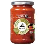 日仏貿易 アルチェネロ 有機パスタソース(トマト&香味野菜) 350g 6袋 送料込