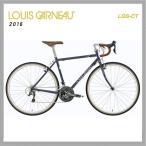 ショッピングルイガノ (SALE)(特典付)ロードレーサー 2016年モデル LOUIS GARNEAU ルイガノ LGS-CT ミングブルー