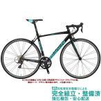 ロードバイク 2020 BIANCHI ビアンキ VIA NIRONE 7 SHIMANO 105 ビア ニローネ7 シマノ 105 BLACK/CK16 FULL GLOSSY(5F) 2×11SP 700C アルミ
