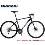 (予約受付中)(特典付)クロスバイク 2018年モデル BIANCHI ビアンキ ROMA ローマ マットブラック