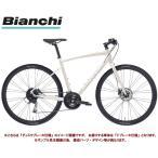 ショッピングクロスバイク クロスバイク 2019年モデル BIANCHI ビアンキ C・SPORT1 Cスポーツ1 Ivory